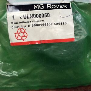 Rover-25-2004-05-Manual-Gear-Change-Lever-Boot-PG1-Gearbox-ULN000050