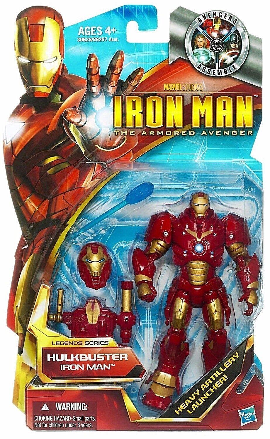 Iron man den gepanzerten avenger_hulkbuster iron - man - 6