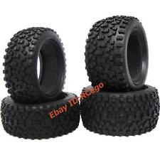 4 Stück 1/10 RC Front Rear Off Road Buggy Reifen Tires For Kyosho Himoto HPI FS