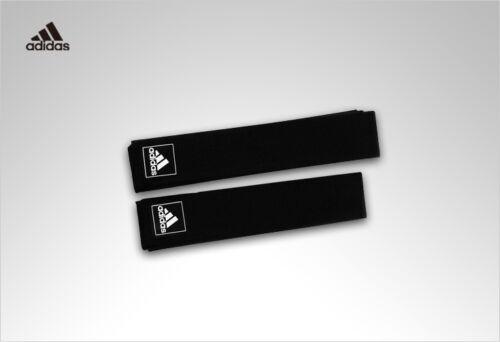 ADIDAS BLACK BELT 190cm 210cm Once Wrap Taekwondo TKD Judo Kendo Hapkido BELT