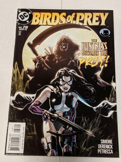 Birds Of Prey #78 March 2005 DC Comics
