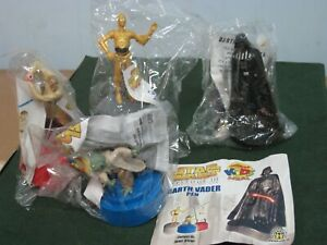 Starwars Darth Vader and other, lot 4 pcs