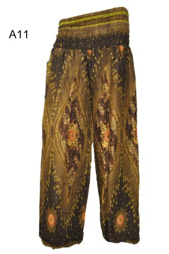Pumphose Aladinhose Harem pants pantalon goa ethno hippie indien inde Nepal boho