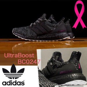 f53b58bb358f6 Adidas Originals Ultra Boost 9.5 Breast Cancer Awareness OREO Pink ...