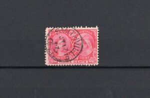 Canada ONT Ontario - Smithville 1897 CDS Cancel - SON 3c Jubilee Stamp -