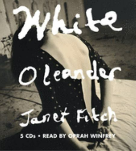White Oleander By Janet Fitch 2006 Compact Disc Abridged Edition For Sale Online Ebay