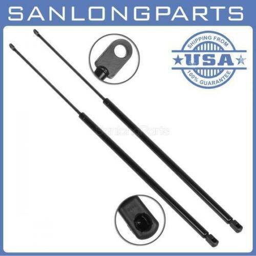 Qty 2 Gas Charged Hatchback Lift Support Struts For 1994-2001 Acura Integra