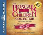 The Boxcar Children Collection, Volume 38: The Ghost in the First Row/The Box That Watch Found/A Horse Named Dragon by Gertrude Chandler Warner (CD-Audio, 2014)