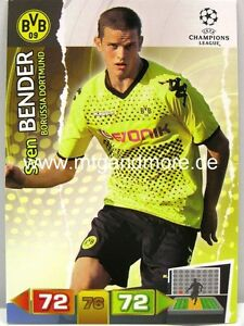 Adrenalyn-XL-Champions-League-11-12-Sven-Bender
