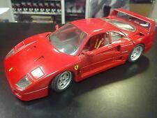 Ferrari F40 1987 1:18 rood