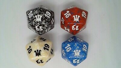 MTG Shadows Over Innistrad Spindown Life Counter Dice New WHITE x 1