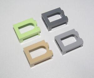 Lego-Cadre-Fenetre-Chateau-Maison-Batiment-Windows-Choose-Color-ref-90195-NEW