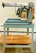 Delta Model 10 Deluxe Radial Arm Saw With Automatic Brake 438 02 314 0786 24