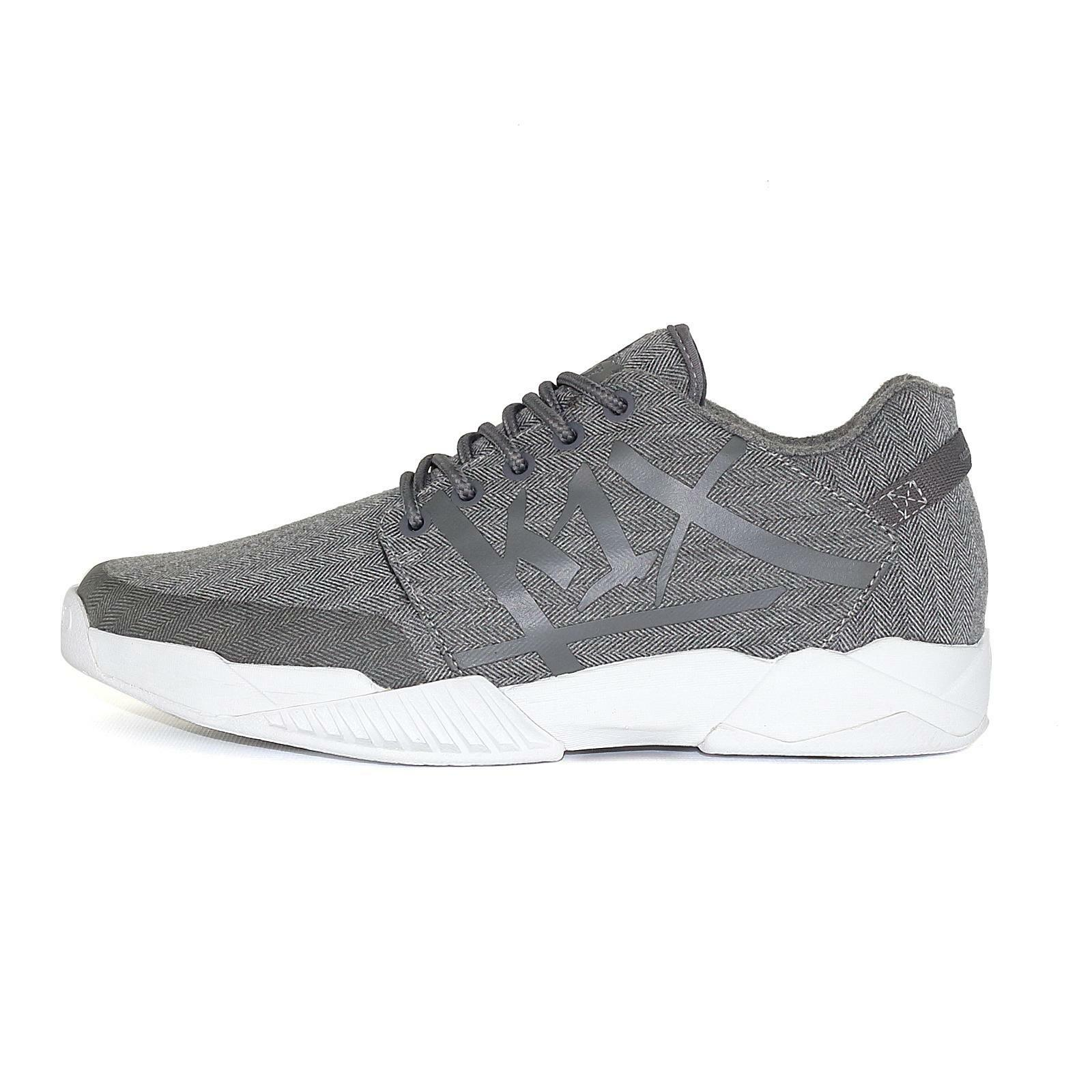 K1X all net light grey herri Sneaker Herren Schuhe hellgrau meliert 51005