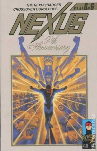 Nexus #50 FN 1988 Stock Image