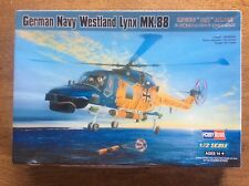 Model Kit Hobby Boss German Navy Westland Lynx MK.88 Helicopter 1/72 87239