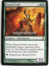 Magic Commander 2013 - 1x Hunted Troll