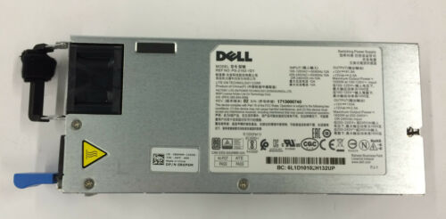 Dell Power Edge C 6320 Server 1600W PS-2162-1D1 80 Plus Platinum 0R6P6M Tested