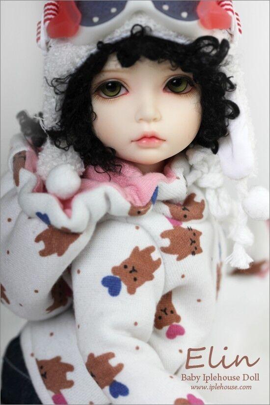 1 6 muñeca de BJD SD muñeca Elin Bb-Gratis Cara Maquillaje Ojos + Gratis