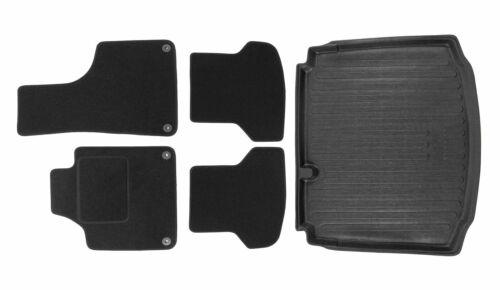 Kofferraumwanne Set für AUDI A3 8P 2004-2012 Schrägheck Fußmatten