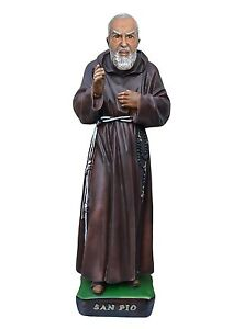 Padre-Pio-resin-statue-cm-60