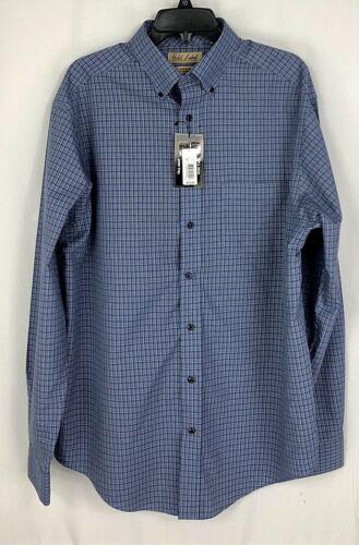 2XB 2XT 3XT 3XB Long Sleeve New Roundtree Yorke Gold Label Men Shirt LT XLT