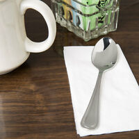 Coffee/teaspoon Regal Mirror Extra Heavy Weight 18/0 S/s Nsf Approved (12 Each)