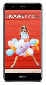 HUAWEI-P10-LITE-32GB-BLACK-NERO-4GB-DISPLAY-5-2-GAR-ITALIA-24-MESI-BRAND-32-GB