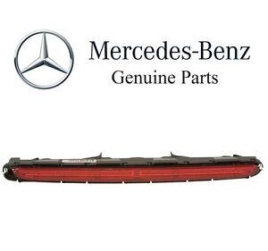 mercedes e320 e350 e500 e55 amg sedan third stop brake light genuine 2118201556. Black Bedroom Furniture Sets. Home Design Ideas