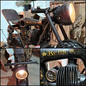 Motorrad-Lampe-Stehlampe-Rider-Bike-Einzelstueck-Unikat-Mod-02