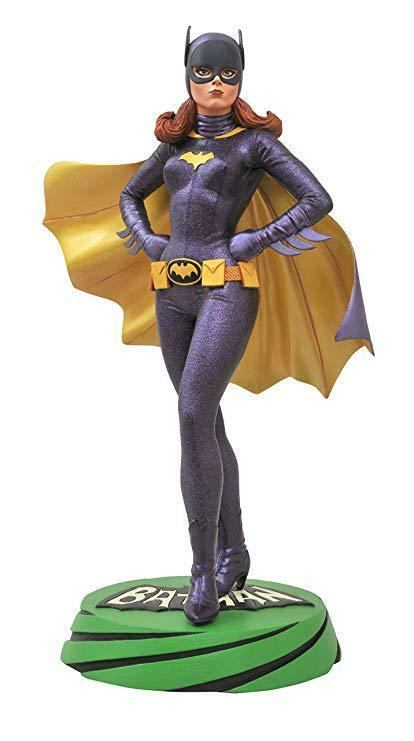 Batman 1966 Batgirl Resin Statue Diamond Select Premier Collection 1575 1966 MIB