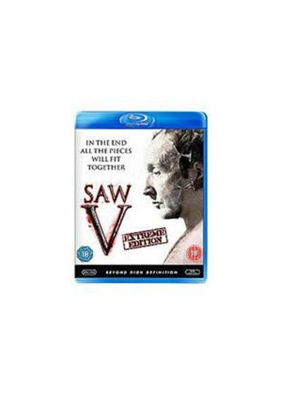 Saw V - Extreme Edition Blu-RAY NEW Blu-RAY (LGB94117)