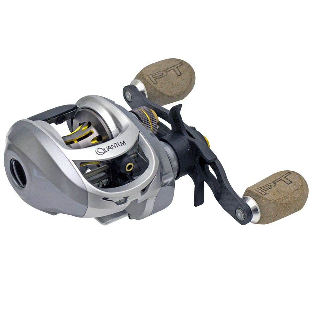 Quantum VP101HPT Vapor PT Reel - Left Hand, 7.0:1 High Speed Reel