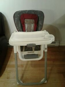 high-chair-graco-amazing-condition