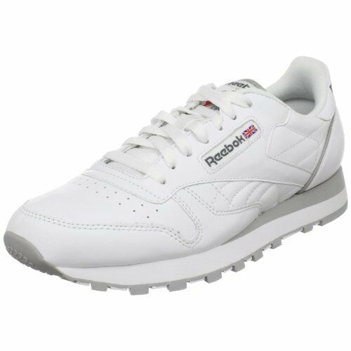 f4b578a0d3 Reebok 1 101 Mens Classic Leather Sneaker- Choose SZ color ...