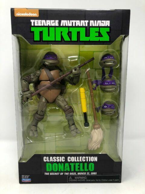 Tmnt Classic Collection Donatello Mutant Ninja Turtles 2016 Secret Ooze For Sale Online Ebay