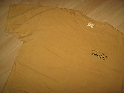 Weed Ales & Lagers Tee - Mt. Shasta Brewery California Garment Dyed T Shirt XLrg