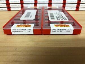 Authentic WNMG 432-QM 4305 SANDVIK INSERT