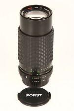 Porst 4,5/75-200mm Schiebezoom mit Fuji AX Bajonett #K8502059