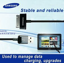 "USB Data Cable Samsung Galaxy Tab 2 P3100 P3110 P5100 P5110 N8000 Tablet 7"" 10.1"