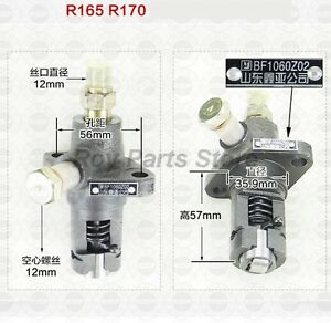 Fuel-Injection-Pump-Injector-For-Changchai-Changfa-R165-R170-Water-Diesel-Engine