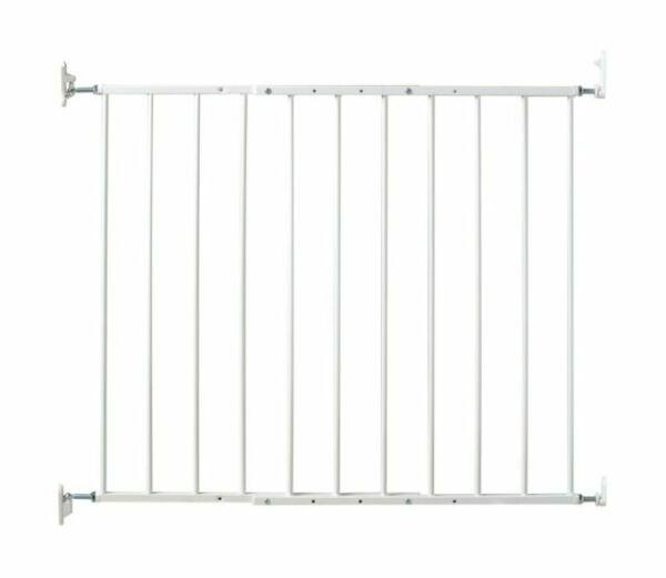 """Kidco Safeway Wall Mounted Pet Gate White 24.75/"""" 43.5/""""W x 30.5/""""H G2000"""