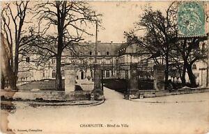 CPA CHAMPLITTE - Hotel de Ville (636696)