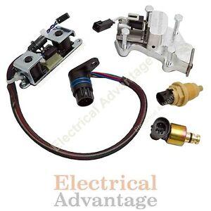 Details about Dodge HD Transmission Solenoid Package 47RE Governor Pressure  Sensor 1996 - 1999