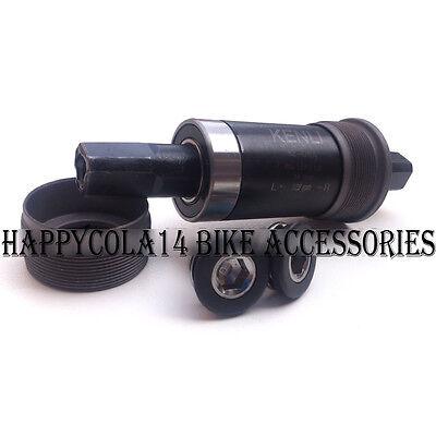 Bicycle Bike Axis Bearing Bottom Bracket 68x103/107/110/113/116/118/120/122/124