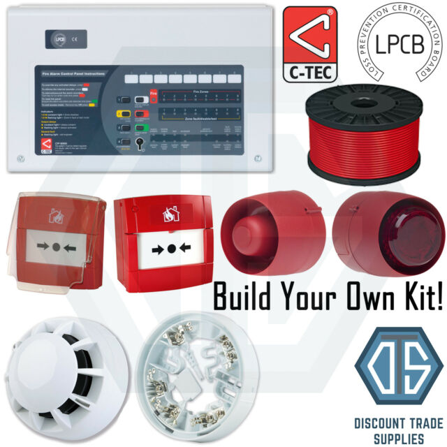 tann synchronome fire alarm call point with key new