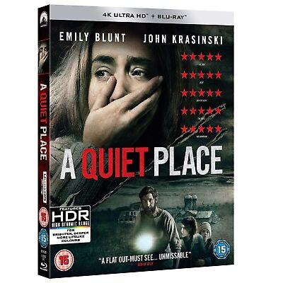 A Quiet Place (4K Ultra HD + Blu-ray) [UHD]