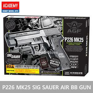 ACADEMY-P226-MK25-Airsoft-Pistol-BB-Toy-Gun-Replica-Full-Size-Non-Metal-Hand-Gun
