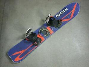 Vintage-1990-Burton-Air-Snowboard-Original-Freestyle-Bindings-Collector-Set