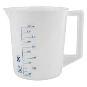 Beaker-Handle-1000mL-32-Oz-Polyethylene-6FAF9